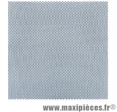 Déstockage ! Grille décoration bleu anodisé 30x30cm