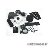 Déstockage ! Caméra «CamSport NANO» mini-caméra muti-sport extrème