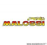 Déstockage ! Autocollant Malossi MHR (15x5cm) à l'unité