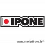 Autocollant sticker Ipone (13 x 3 cm) à l'unité *Prix discount !