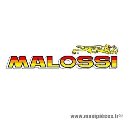 Déstockage ! Autocollant Malossi (13x3cm) à l'unité