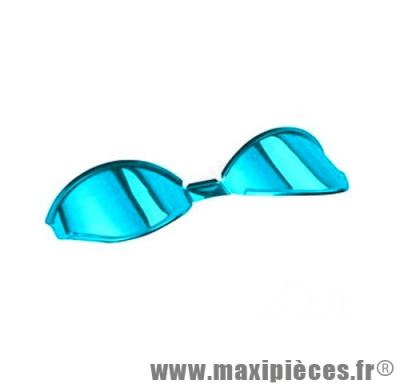 Déstockage ! Casquette de phare bleu pour Mbk booster spirit, Yamaha bws…