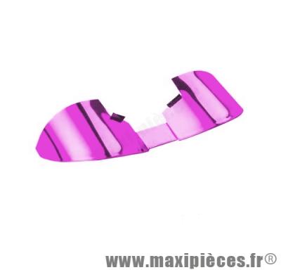 Déstockage ! Casquette de phare Violet pour Mbk rocket, Next