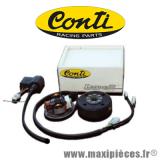 Déstockage ! Allumage complet Conti CHR (Leonelli) pour 50 à boîte derbi euro 2 sans démarreur électrique