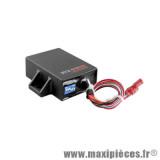 Calculateur numérique digital RJ09 MVT DIGIMAX 4 pour EXT 109 et EXT 114 pour moteur Minarelli horizontal et piaggio *Déstockage !