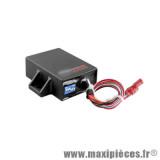 Calculateur numérique digital RJ15 MVT DIGIMAX 12 pour EXT 121 et EXT 122 pour moteur Minarelli AM6 *Déstockage !