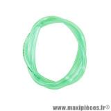 Durite d'essence 6mm Ariete vert transparent (intérieur 6mm par 9mm extérieur/vendu par 1 mètres) *Déstockage !