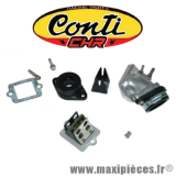 Déstockage ! Boite a clapet big Conti CHR pour scooter Piaggio zip typhoon nrg ntt fly Gilera dna