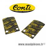 Lamelles carbone latérale pour boite à clapet Conti CRX Minarelli AM6 50cc * Déstockage !