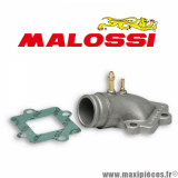 Déstockage ! pipe d'admission Malossi Ø25x31pour scooter mbk nitro ovetto jog…