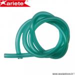 Durite double épaisseur 5mm Ariete vert transparent (intérieur 5mm par 8mm extérieur/vendu par 1 mètre) *Déstockage !