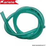 Durite double épaisseur 6mm Ariete vert transparent (intérieur 6mm par 9mm extérieur/vendu par 1 mètre) *Déstockage !