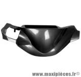 Déstockage ! Couvre guidon design noir métal pour scooter mbk booster/yamaha bws de 1999 à 2003