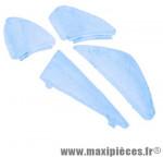 Déstockage ! Kit Cabochon de clignotant bleu pour Peugeot buxy