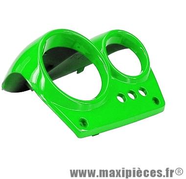 Déstockage ! Couvre compteur vert adaptable origine pour mbk nitro/yamaha aerox