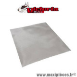 Grille protection décoration blanc Victoria Bull (29x35) *Déstockage !