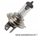 Prix spécial ! Ampoule H4 12V 60/55W culot P43T pour auto/moto/scooter/quad