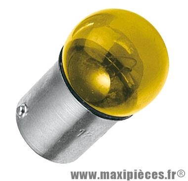 Déstockage ! Ampoule de clignotant Jaune Booster spirit 12V 10W (x4)