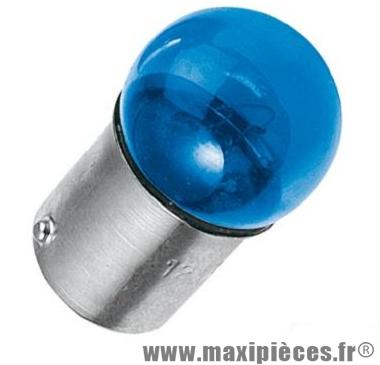 Déstockage ! ampoule de clignotant bleu Booster spirit 12V 10W (x4)