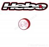 Déstockage ! Bouchon d'huile rouge Hebo pour Mbk booster, Yamaha bws…(M40/1,5)