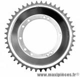 Prix discount ! Couronne Ø94mm (intérieur) 45dts 10 trous pour peugeot 103 roue acier