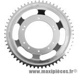 Prix discount ! Couronne Ø94mm (intérieur) 56dts 11 trous pour peugeot 103 roue rayons
