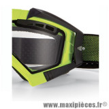 Déstockage ! Support fixation élastique pour Masque/Lunette cross Ariete Riding Crows noir