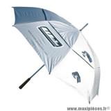 Prix discount ! Parapluie moto Wiils gris diamètre 115cm