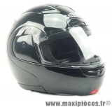 Prix discount ! Casque modulable Atlas Taille S (55-56 cm) noir