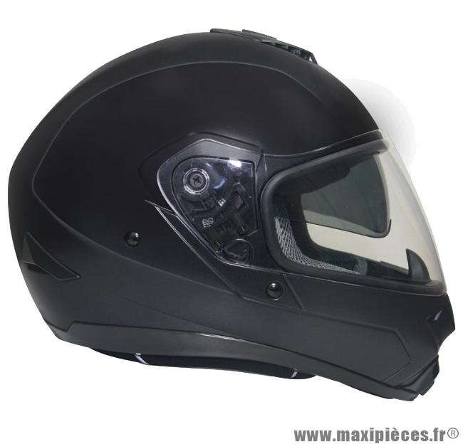Casque Integral Moto Scooter Gpa X13 Ds Noir Mat S Maxi Pièces 50