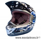 Déstockage ! Casque cross Aris mx2 Taille XL (61-62 cm) bleu