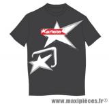 Tee-shirt manches courtes gris logo Ariete taille XL *Prix discount !