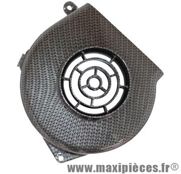 Prix discount ! Volute imitation carbone tressé mat pour peugeot ludix (model d'expo)