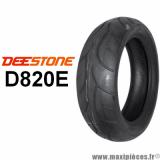 Déstockage ! Pneu pour scooter Deestone D820E 150/90x14 T/L 4PR