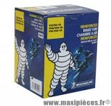 Chambre à air 18 pouces Michelin 18MFR (130/80x18 et 100+110/100x18) - renforcée pour Moto Cross