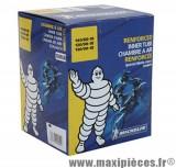 Chambre à air 18 pouces Michelin 18MGR (140/80x18 et 120+130/90x18) - renforcée pour Moto Cross