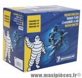 Chambre à air 17 pouces Michelin 17MHR (140/80x17 et 150+160/60x17) - renforcée pour Moto Cross