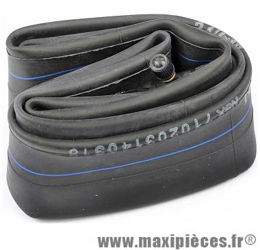 Déstockage ! Chambre à air 18 pouces 3.25 à 3.50 x18 - 100/80x18 valve standard droite TR-4