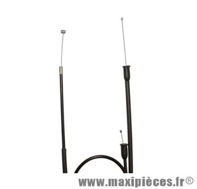 Transmission/câble de gaz de 50 a boite pour mbk x-limit (2003-2007)/ Yamaha 50 DTR (2003-2007)