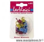 Déstockage ! Kit de ressort d'embrayage Léovince pour booster, nitro, stunt, ...