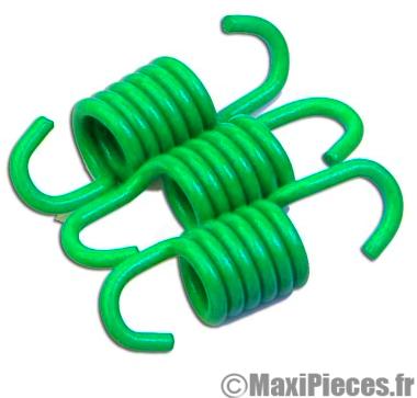 Déstockage ! ressort d'embrayage hebo vert (souple)