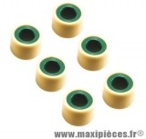z. Destockage galets variateur adaptable diamètre 20x17 poids 12 gr pour Aprilia Léonardo 125 et 150cc