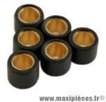 z. Destockage galets variateur TNT diamètre 16x13 poids 6 gr pour Peugeot, Piaggio, Kymco....