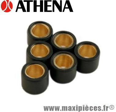 z. Destockage galets variateur Athena diamètre 20x15 poids 12.5 gr pour Suzuki Burgman 125