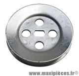 Déstockage ! Poulie de transmission Piaggio Ciao sans variateur diamètre 70MM.
