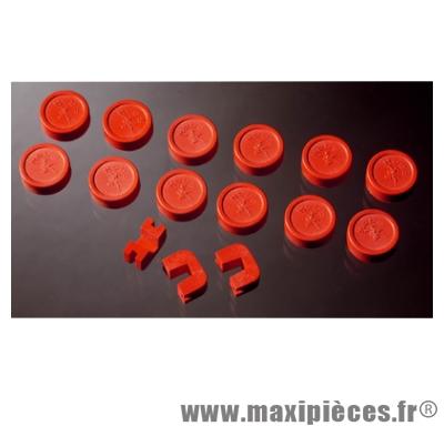 Déstockage ! Guide de variateur racing hebo + couvercle galet Ø extérieur 17mm intérieur 12mm