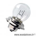 Ampoule/lampe 12v 25w norme SB25 blanc standard culot P26S * Prix spécial !