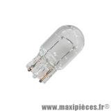 Ampoule wedge T20 12V 21W norme W3W culot W3x16D à l'unité * Prix spécial !