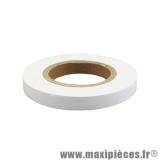 Autocollant/sticker/liseret blanc pour jante et carrosserie rouleau de 10m largeur 6mm *Prix spécial !