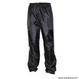 Pantalon de pluie marque Trendy avec doublure taille S couleur noir
